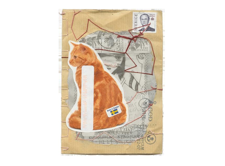 mail art project sergi serra mir & lilian backman