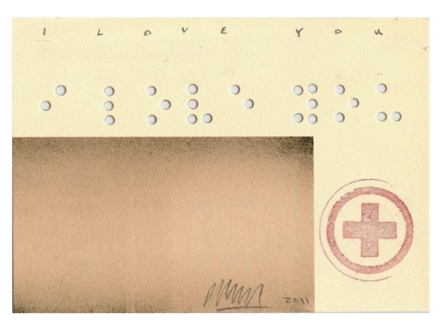 mail art project sergi serra mir & robin cracknell