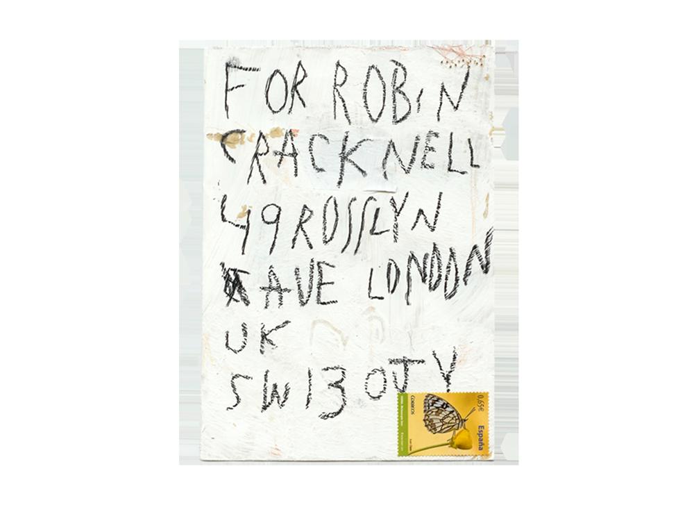 Correspondence with artists sergi serra mir & robin cracknell
