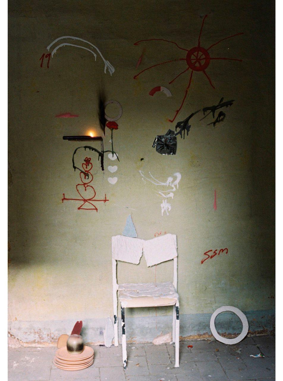 installation art by sergi serra mir